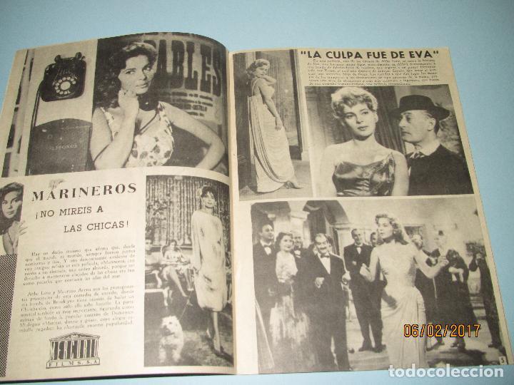Cine: Antigua Revista para Mayores Colección CINECOLOR con ABBE LANE - Año 1958 - Foto 2 - 75315883