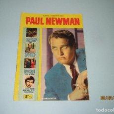 Cine: ANTIGUA REVISTA PARA MAYORES COLECCIÓN CINECOLOR CON PAUL NEWMAN - AÑO 1958. Lote 75316159