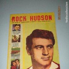 Cine: ANTIGUA REVISTA PARA MAYORES COLECCIÓN CINECOLOR CON ROCK HUDSON - AÑO 1958. Lote 75316843