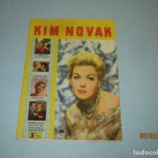 Cinema: ANTIGUA REVISTA PARA MAYORES COLECCIÓN CINECOLOR CON KIM NOVAK - AÑO 1958. Lote 75316939
