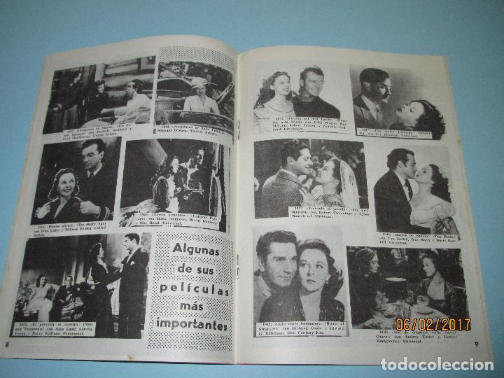 Cine: Antigua Revista para Mayores Colección CINECOLOR con SUSAN HAYWARD - Año 1958 - Foto 2 - 75318019