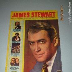 Cinema: ANTIGUA REVISTA PARA MAYORES COLECCIÓN CINECOLOR CON JAMES STEWART - AÑO 1958. Lote 75318123