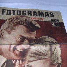 Cine: FOTOGRAMAS N. 452 - 26 JULIO 1957 . Lote 75558363