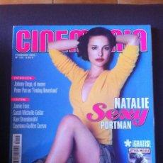 Cine: REVISTA CINEMANIA Nº 113 AÑO 2005 - NATALIE PORTMAN SEXY. Lote 75602239