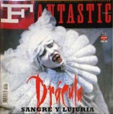 Cine: REVISTA FANTASTIC Nº 11 - ENERO DE 1993. Lote 75742359