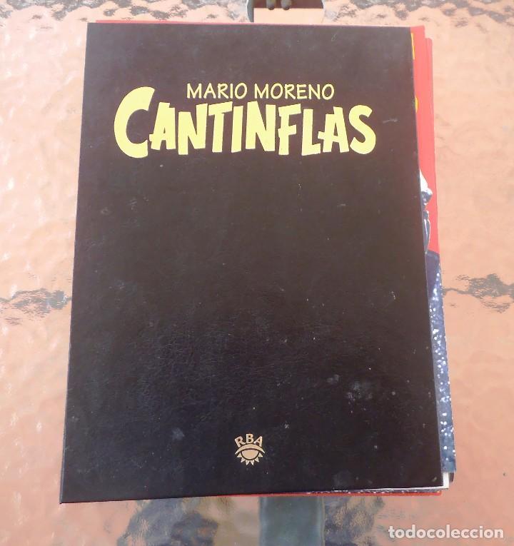Cine: COLECCIÓN DE FASCICULOS RBA MARIO MORENO CANTIFLAS 2003 - Foto 5 - 75899779