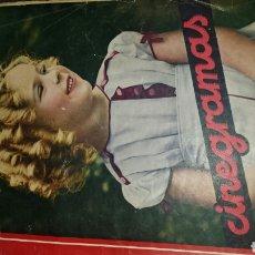 Kino - Cinegramas año I número 16 30 diciembre 1934 Shirley Temple - 76610998