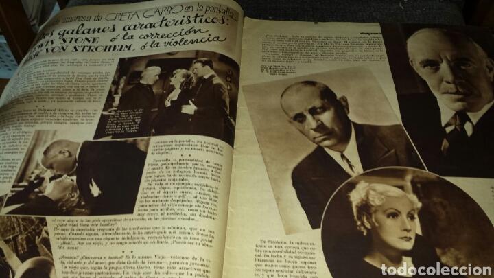 Cine: Cinegramas año I número 16 30 diciembre 1934 Shirley Temple - Foto 2 - 76610998