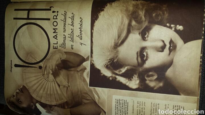 Cine: Cinegramas año I número 16 30 diciembre 1934 Shirley Temple - Foto 3 - 76610998