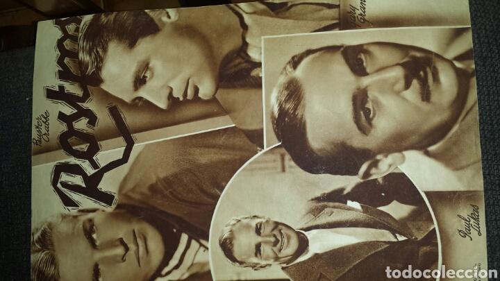 Cine: Cinegramas año I número 16 30 diciembre 1934 Shirley Temple - Foto 6 - 76610998