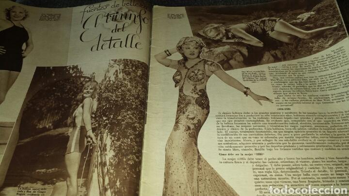 Cine: Cinegrama revista semanal año II número 28 24 de marzo 1935 Ida Lupino - Foto 3 - 76611401