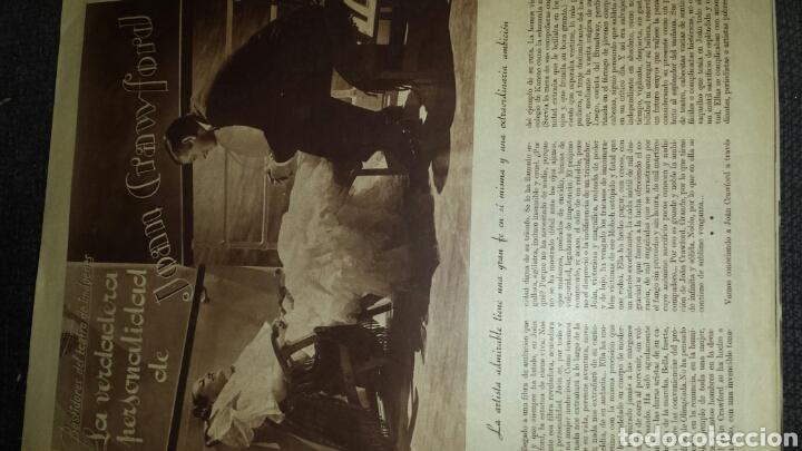 Cine: Cinegrama revista semanal año II número 28 24 de marzo 1935 Ida Lupino - Foto 4 - 76611401