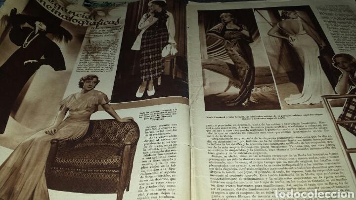 Cine: Revista cinegramas año II número 38 2 de junio 1935 Rosita Díaz - Foto 3 - 76612125