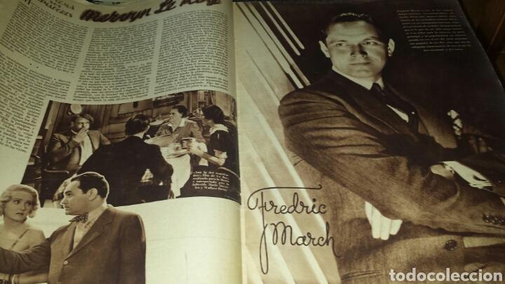 Cine: Revista cinegramas año II número 38 2 de junio 1935 Rosita Díaz - Foto 5 - 76612125