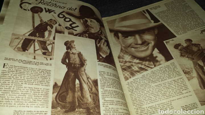 Cine: Revista cinegramas año II número 57 13 octubre 1935 Glenda Farrell - Foto 3 - 76612781