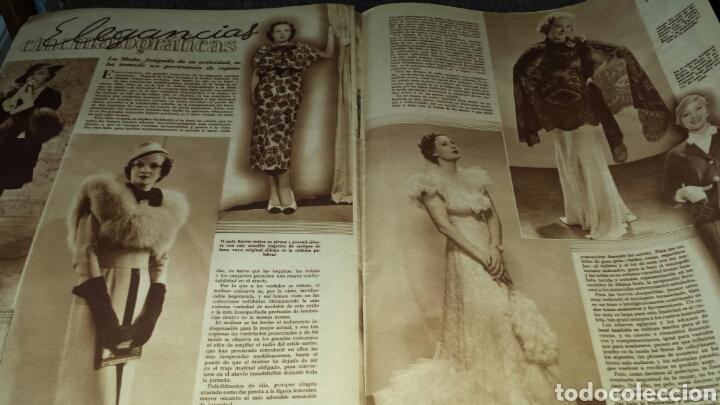 Cine: Revista cinegramas año II número 57 13 octubre 1935 Glenda Farrell - Foto 5 - 76612781