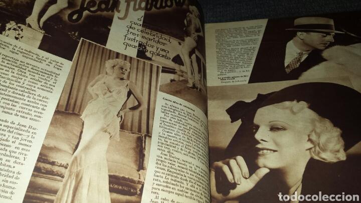 Cine: Revista cinegramas año II número 64 1 diciembre 1935 mona Goya - Foto 3 - 76613207