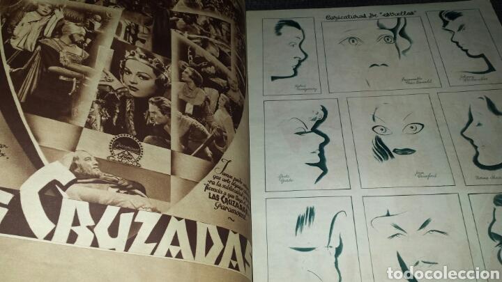 Cine: Revista cinegramas año II número 64 1 diciembre 1935 mona Goya - Foto 4 - 76613207