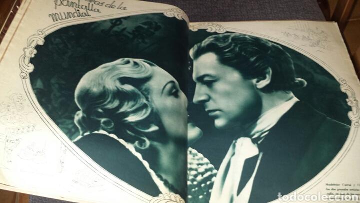 Cine: Revista cinegramas año II número 65 8 diciembre 1935 Getrude Michel - Foto 3 - 76613657