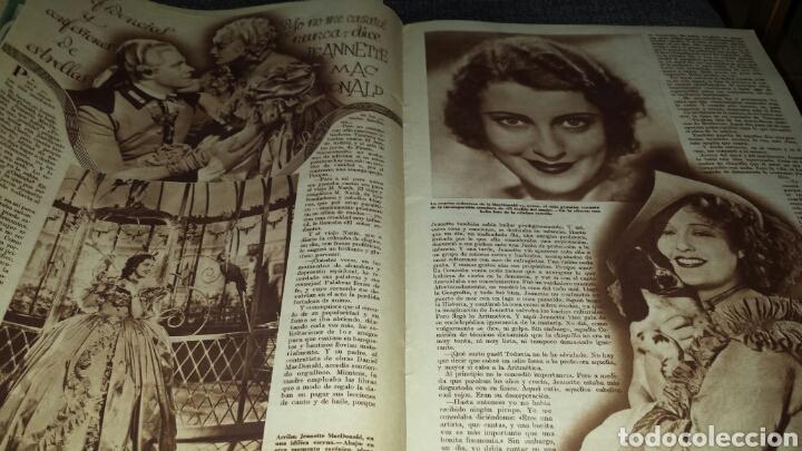 Cine: Revista cinegramas año II número 65 8 diciembre 1935 Getrude Michel - Foto 4 - 76613657