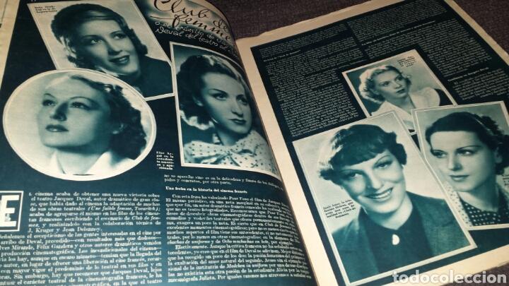 Cine: Revista cinegramas año III número 95 5 de julio 1936 Gail Patrick - Foto 4 - 76614387