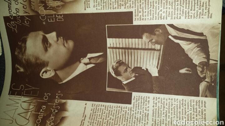 Cine: Revista cinegramas año II número 55 29 de septiembre 1935 Helen Twelvetrees - Foto 5 - 76615439
