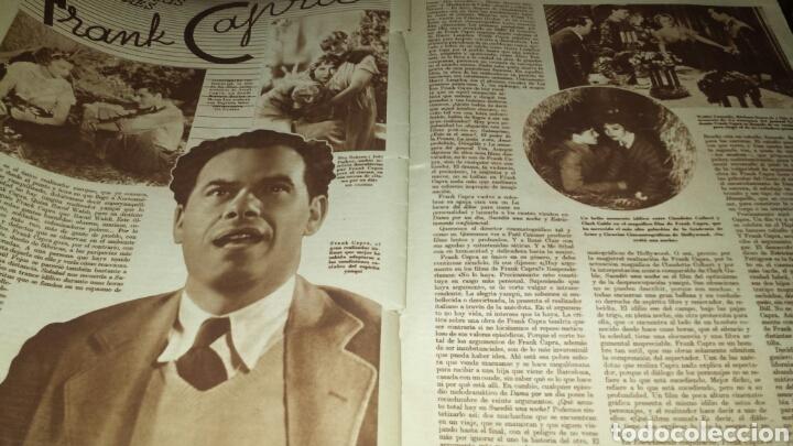 Cine: Revista cinegramas año II número 55 29 de septiembre 1935 Helen Twelvetrees - Foto 6 - 76615439