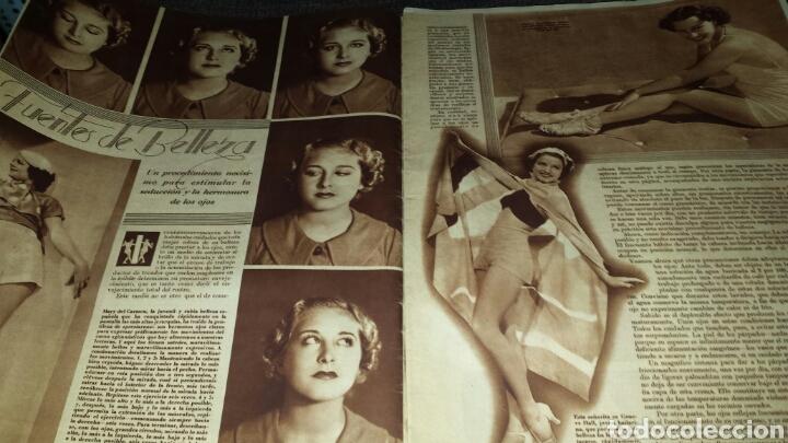Cine: Revista cinegramas año III número 70 12 enero 1936 Gail Patrick - Foto 3 - 76615883