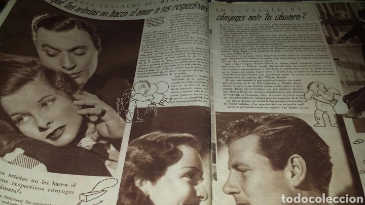 Cine: Revista cinegramas año II número 46 28 julio 1935 Ann Dvorak - Foto 4 - 76617995