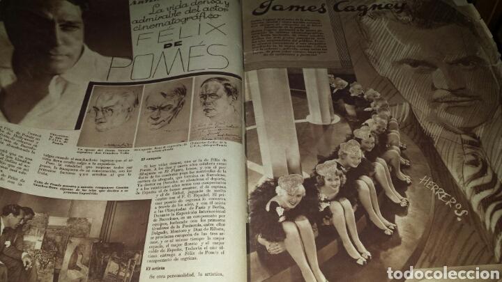 Cine: Revista cinegramas año II número 46 28 julio 1935 Ann Dvorak - Foto 5 - 76617995