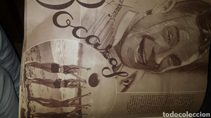 Cine: Revista cinegramas año 1936. MONETTE DINAY - Foto 4 - 76619687