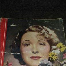 Cine: REVISTA CINEGRAMAS AÑO II NÚMERO 55 29 DE SEPTIEMBRE 1935 HELEN TWELVETREES. Lote 76615439