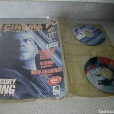 Cine: CINEMA MAGACINE PC NUMERO 10 NUEVA MERCURY RISING. Lote 76839923