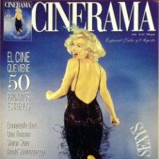 Cine: REVISTA CINERAMA Nº 49 ESPECIAL JULIO Y AGOSTO 1996.. Lote 77228909