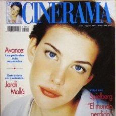 Cinéma: REVISTA CINERAMA Nº 60 JULIO Y AGOSTO 1997. Lote 77229229