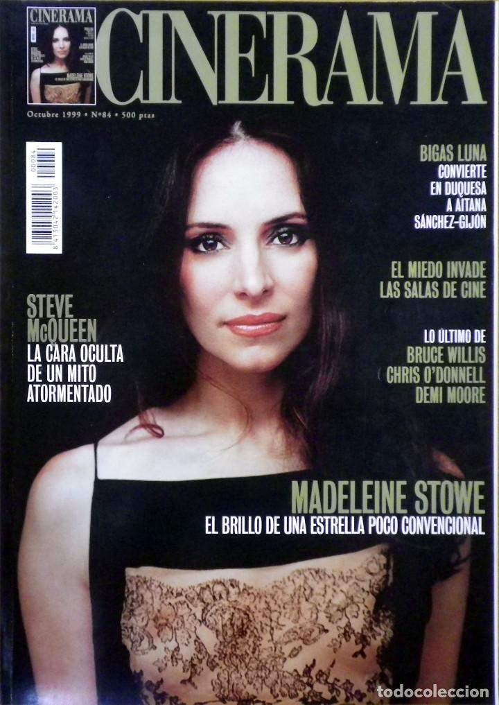 REVISTA CINERAMA Nº 84 OCTUBRE DE 1999. (Cine - Revistas - Cinerama)