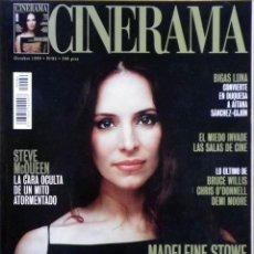 Cine: REVISTA CINERAMA Nº 84 OCTUBRE DE 1999.. Lote 77230853