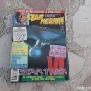 Cine: STAR FICCION Nº 8,STAR TREK IV,ESPECIAL GENE RODDENBERRY,LOS VENGADORES, POLIS DEL FUTURO. Lote 77298237