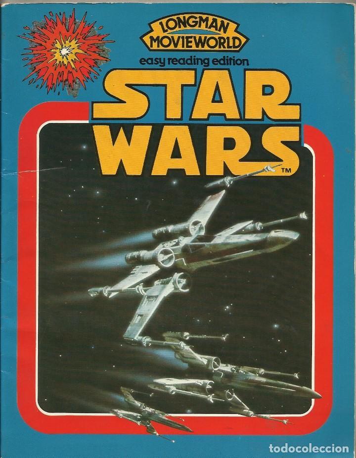 STAR WARS LONGMAN - BASED ON THE FILM , BY GEORGE LUCAS A. 1981 (Cine - Revistas - Star Ficcion)