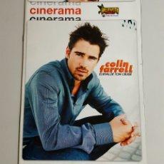 Cine: REVISTA CINERAMA NÚMERO 99 OCTUBRE 2002 COLIN FARRELL. Lote 78567973