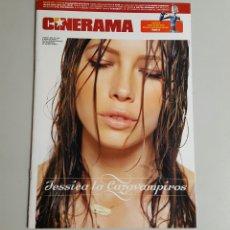 Cine: REVISTA CINERAMA NÚMERO 126 MARZO 2005 JESSICA BIEL. Lote 78574317