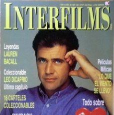 Cine: REVISTA INTERFILMS Nº 126 - 30 MARZO 1999. Lote 78916337