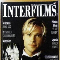 Cine: REVISTA INTERFILMS Nº 127 - 30 ABRIL 1999. Lote 78919777