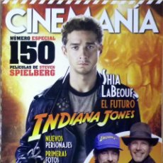 Revista Cinemanía Número especial 150 - Marzo de 2008