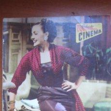 Cine: COLECCAO CINEMA Nº 1 - 1957 - EN PORTUGUES. Lote 79516833