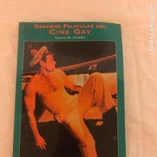 Cine: GRANDES PELÍCULAS DEL CINE GAY. Lote 79643435