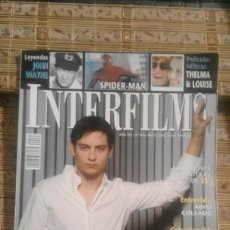 Cine: REVISTA INTERFILMS Nº 163. Lote 79793173
