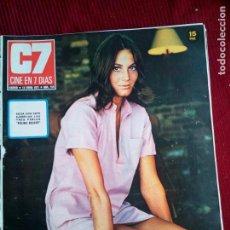 Cine: CINE EN 7 DIAS Nº510 BARBARA LEIGHT -KATTY USSIA-NICOLETTA-BARONESA VON SCHELL 1971. Lote 79886805