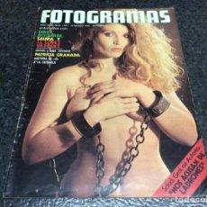 Cine: FOTOGRAMAS Nº 1431 AÑO 1976 - DIRK BOGARDE - CARLOS SAURA - PATRICIA GRANADA. Lote 80904088