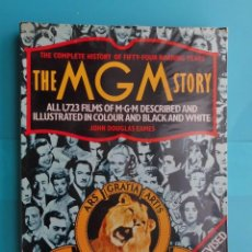 Cine: THE MGM STORY, BY JOHN DOUGLAS EAMES, REVISED EDITION PUBLISHED IN 1979 BY OCTOPUS BOOKS LIMITED. Lote 81401924